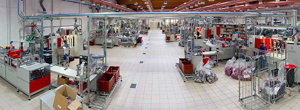 Эффективные Решения для автоматизации процессов управления в легкой промышленности