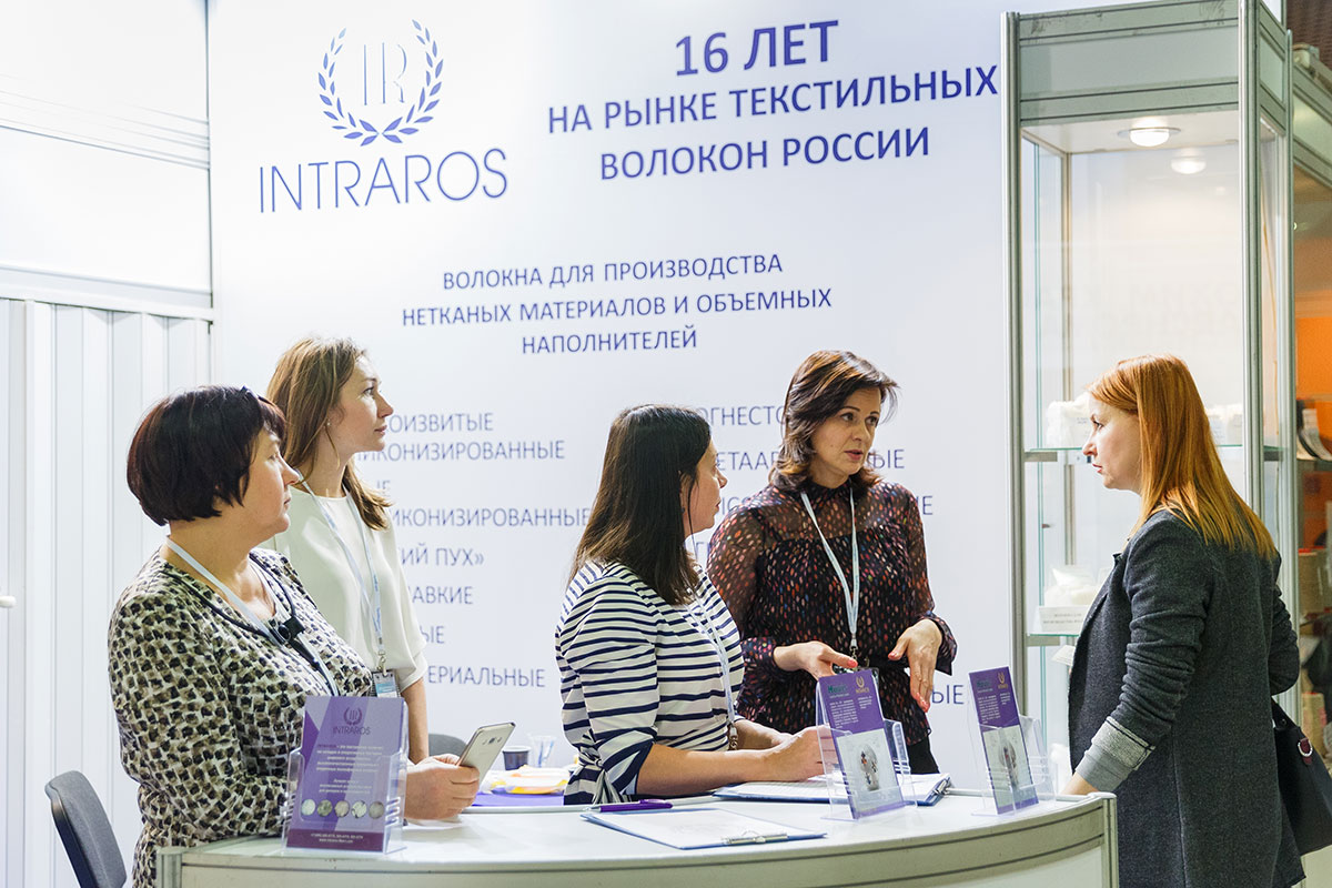 INTRAROS - ЭКСКЛЮЗИВНЫЙ ПОСТАВЩИК ИСКУССТВЕННЫХ ВОЛОКОН HUVIS В РОССИИ