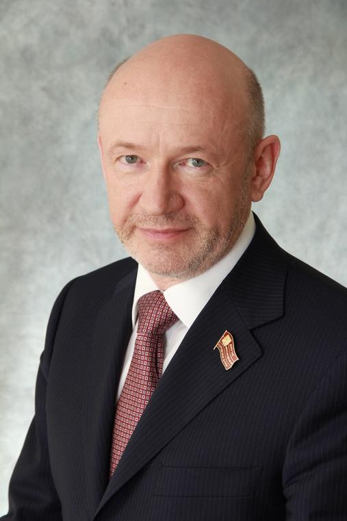 Приветствие Московской торгово-промышленной палаты